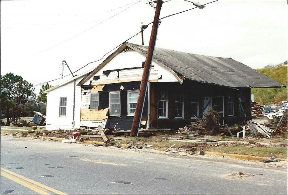 South Carolina National Guard commemorates the 25th Anniversary of Hurricane Hugo