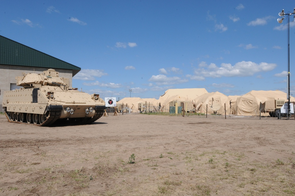 Largest Minnesota National Guard subordinate command leads US units in readiness