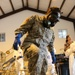 Soldiers practice decontamination and removal