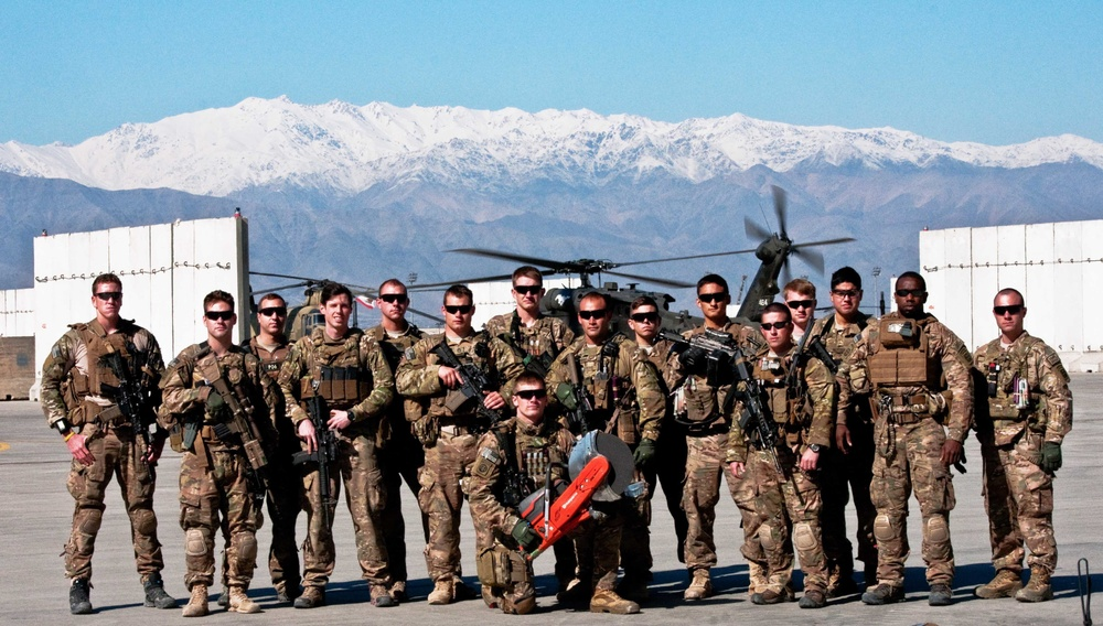 Pathfinders remain vigilant as forces draw down in Afghanistan