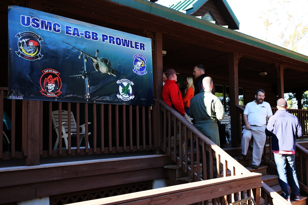VMAQT-1 hosts inaugural Prowler Day