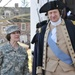 Army Reserve general joins re-enactment of Washington's Crossing