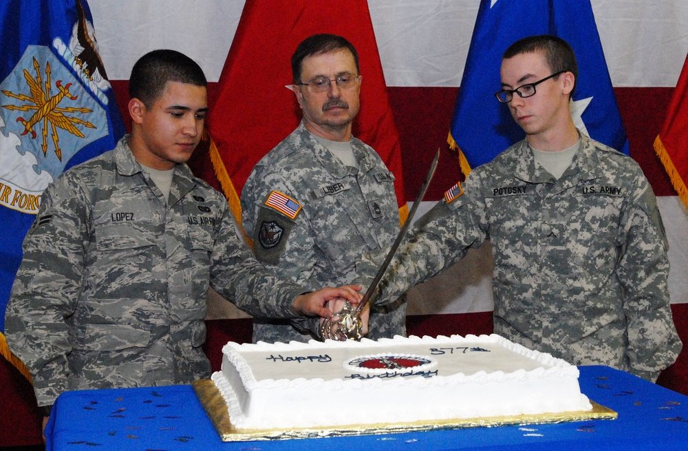 New York National Guard Headquarters marks National Guard's 378th birthday Dec. 15