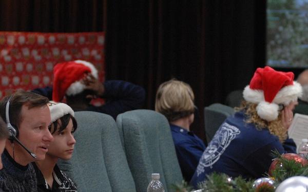 NORAD tracks Santa 2013