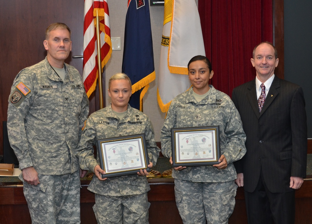 USAJFKSWCS Earns Combined Logistic Excellence Awards