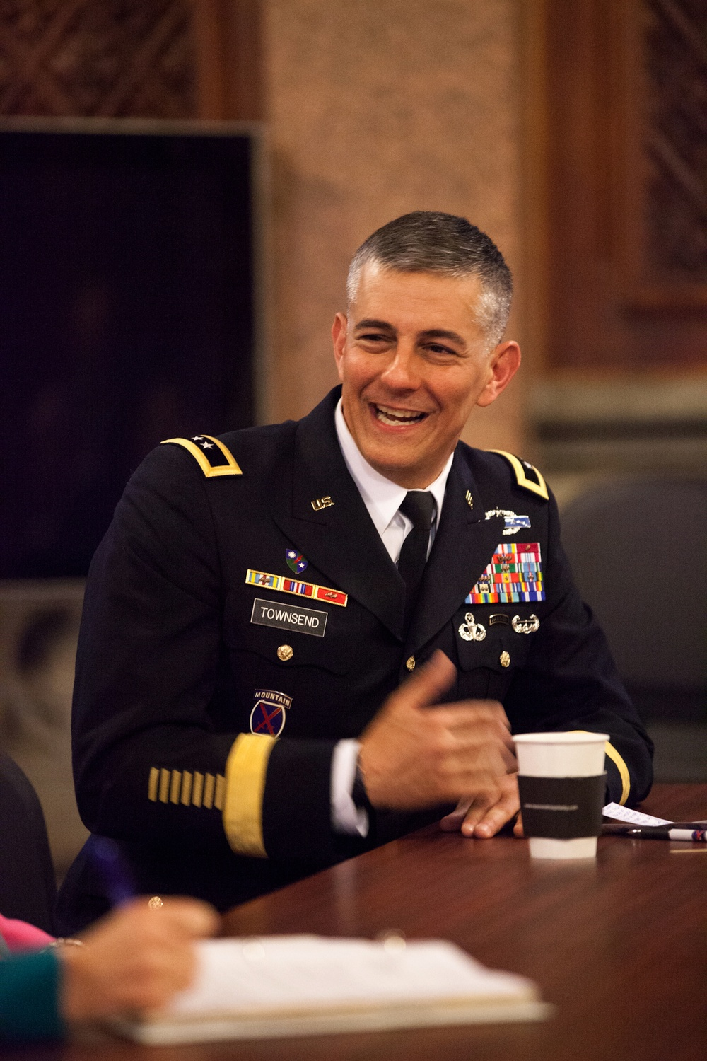 Departing commander reflects on three tours at his 'favorite' installation