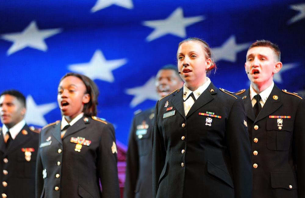'We Serve' explains what happens 'after the flag'