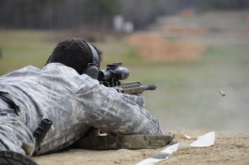 Sniper competition test more than just marksmanship