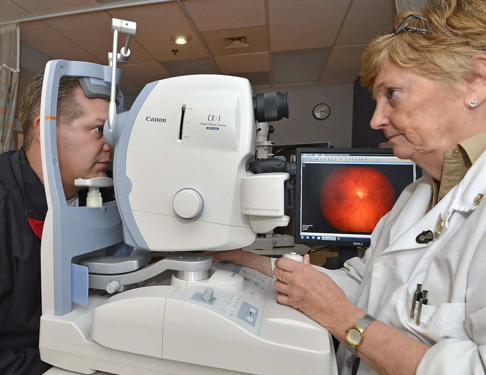 Atlanta VA Medical center introduces new eye care program