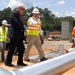 Assistant Secretary of the Navy witnesses base energy program firsthand