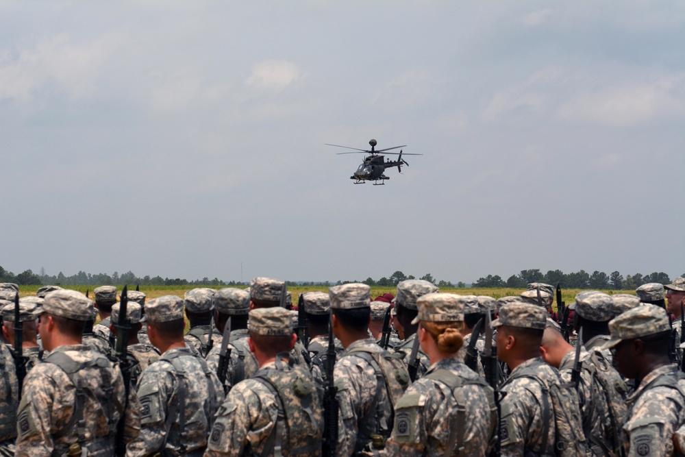 82nd Airborne Division Sustainment Brigade, Past, Present, and Future