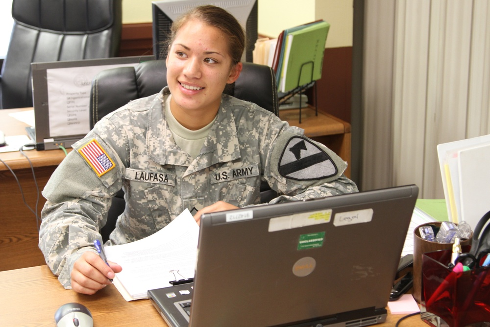 Standout paralegal Soldier draws on Samoan heritage