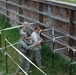 New York Army National Guard Soldiers hone detainee operations skills at Fort Drum