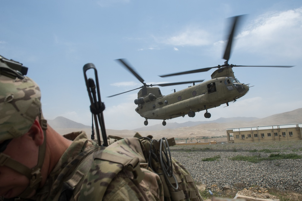 TACP connects Army to Airpower in Afghanistan