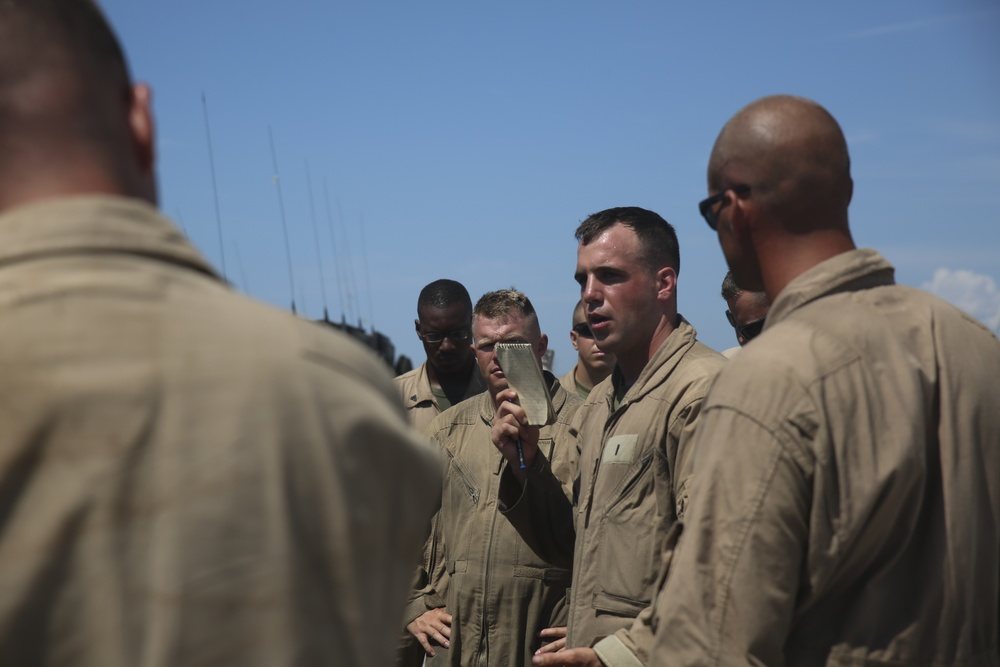 From sea to land: 2nd AA Battalion maintains amphibious readiness