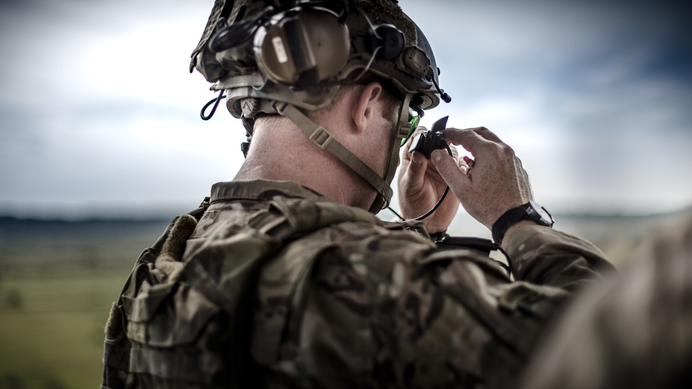 Exercise Northern Strike 2015