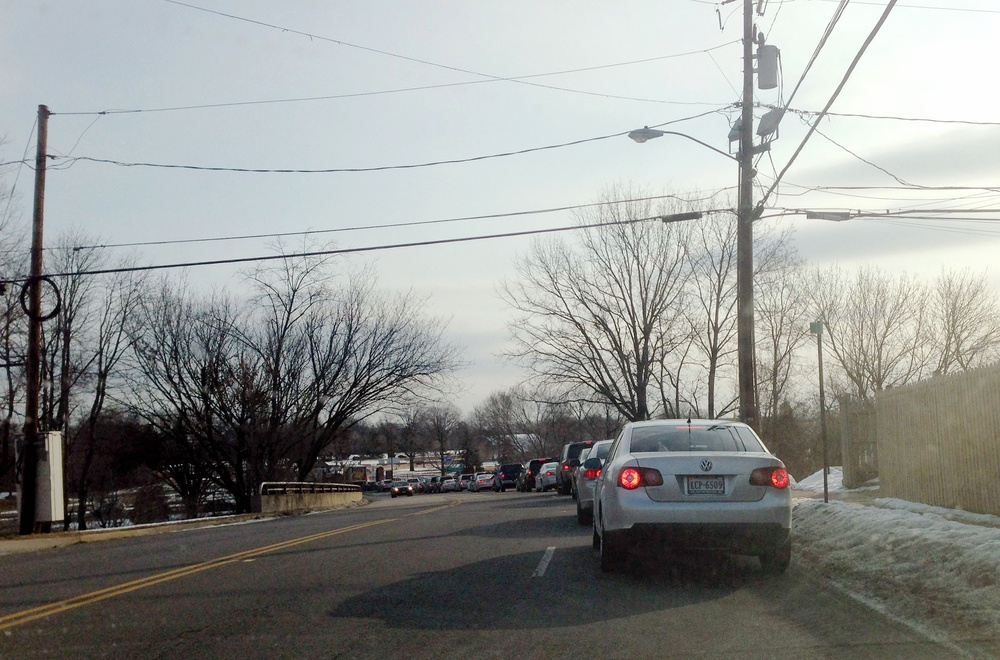 Be a good neighbor: Joint base leaders ask commuters accessing JBM-HH to be considerate, obey Arlington traffic laws