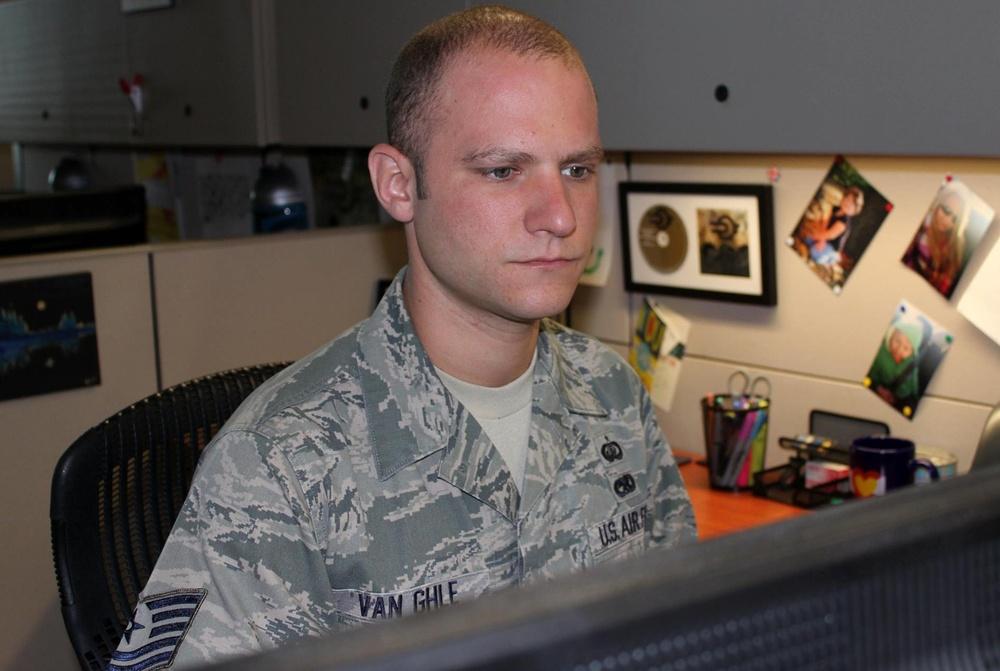 ARPC member balances military, musical careers