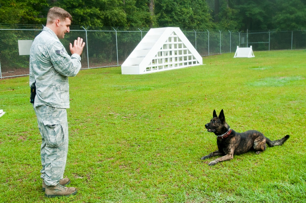 4th SFS' newest team protect, defend base