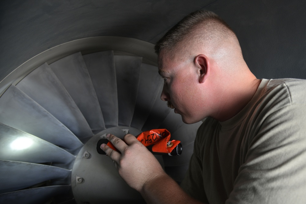 Global Hawk maintainers deliver ISR capability to warfighters