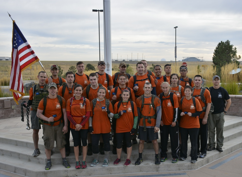 ARPC members participate in Buckley Unit Cohesion challenge