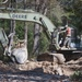SC Guard engineers repair and reopen washed out road