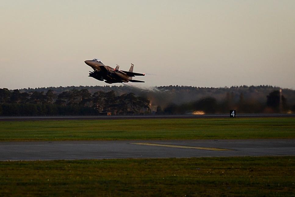 F-15Es deploy to Turkey
