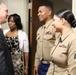 Marines meet Louisiana Governor-Elect John Bel Edwards