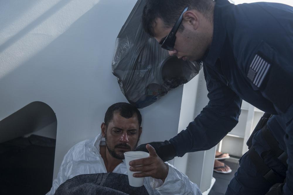 Cuban Migrant Crisis: U.S. Coast Guard still focused on saving lives