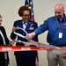 Ribbon cutting for new 932nd AMDS facilities
