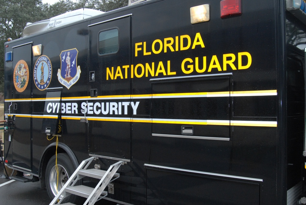 Computer Network Defense Team trains to quietly safeguard Florida