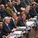 Secretary of defense visits NATO