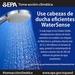 Use WaterSense shower heads (Spanish)