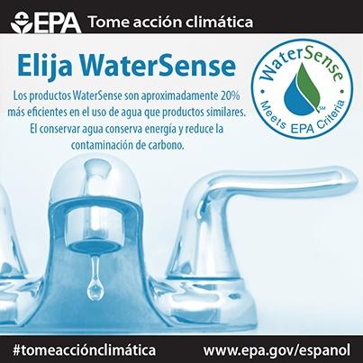Use WaterSense (Spanish)