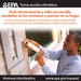 Caulk and weather strip your doors and windows (Spanish)