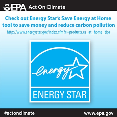 Energy Star's Save Energy at Home tool