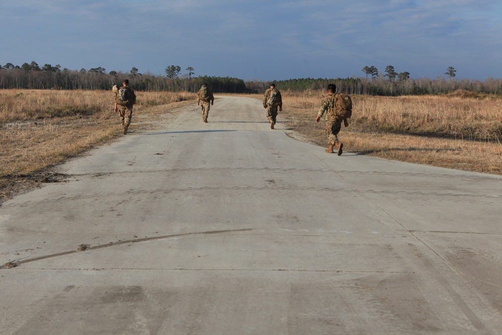 B Co. 112th Sig. Bn Validation Exercise