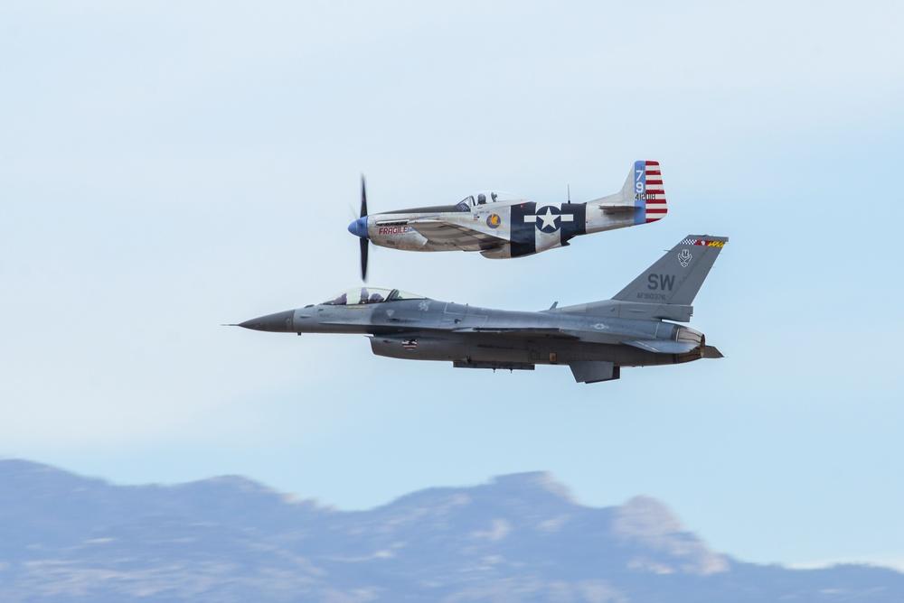 Heritage Flight 2016
