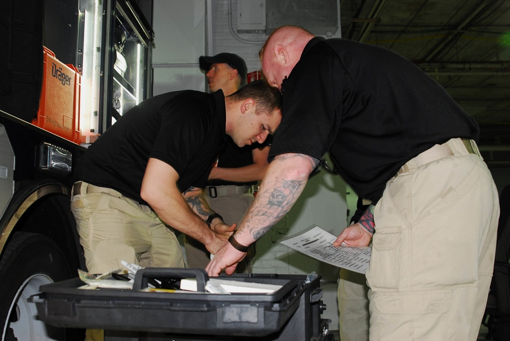 Civil Support Teams spearhead emergency response for Nuclear Security Summit
