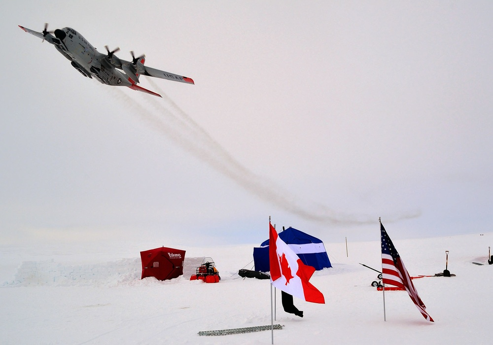 109th Airlift Wing supports Canadian mission