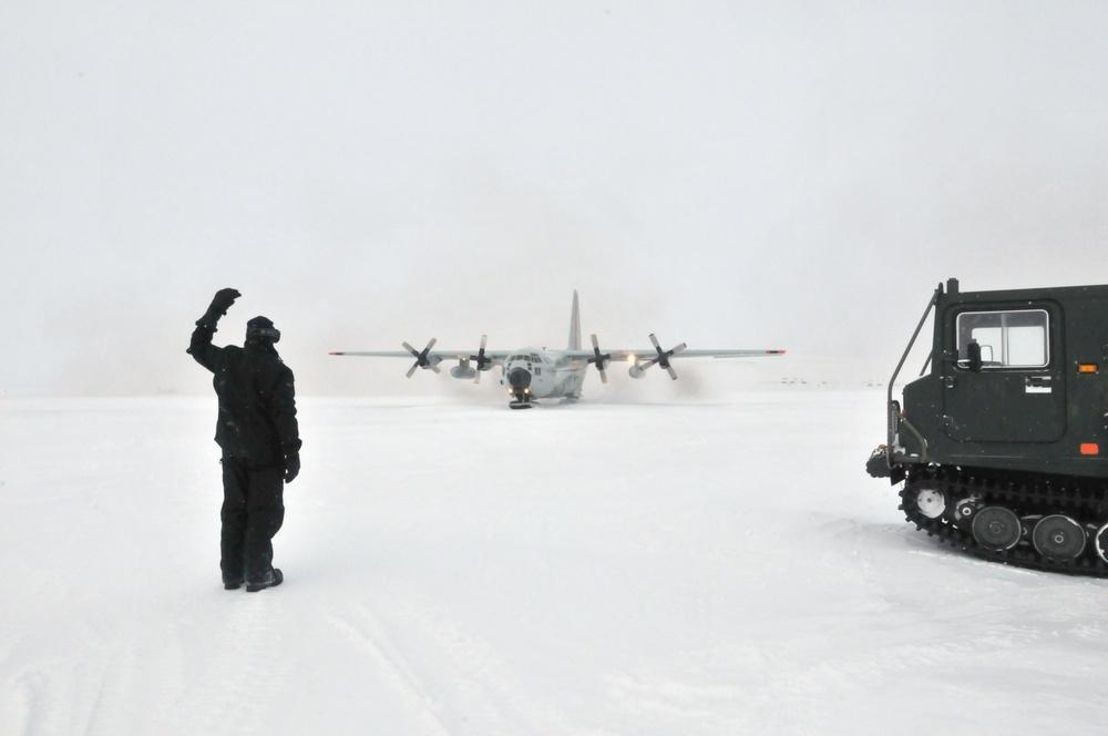 Operation Nunalivut 2016