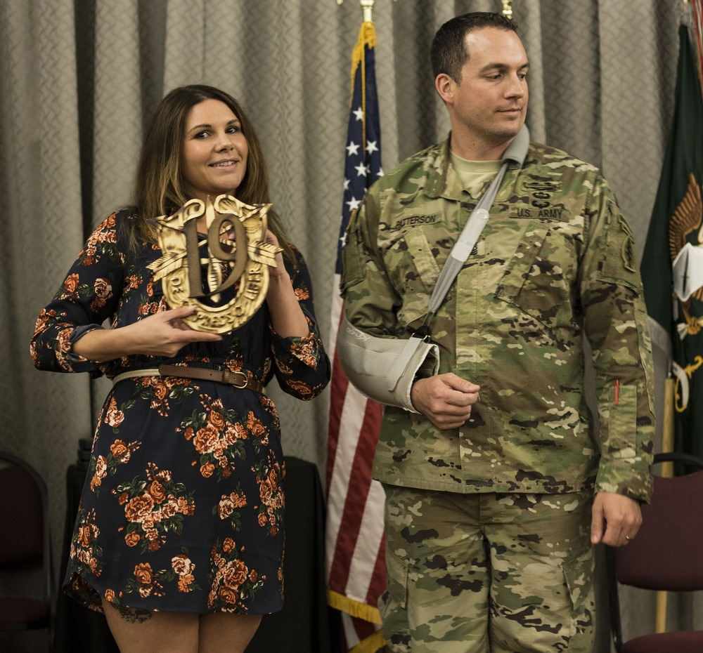 Special Forces soldiers who 'get the job done' recognized with valor awards