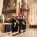 Memorial Mass Held at St. Patrick's Cathedral for U.S. Navy SEAL Killed in Action in Support of Operation Inherent Resolve