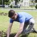 Bulgarians, U.S. Marines plant shrubs to grow partnership