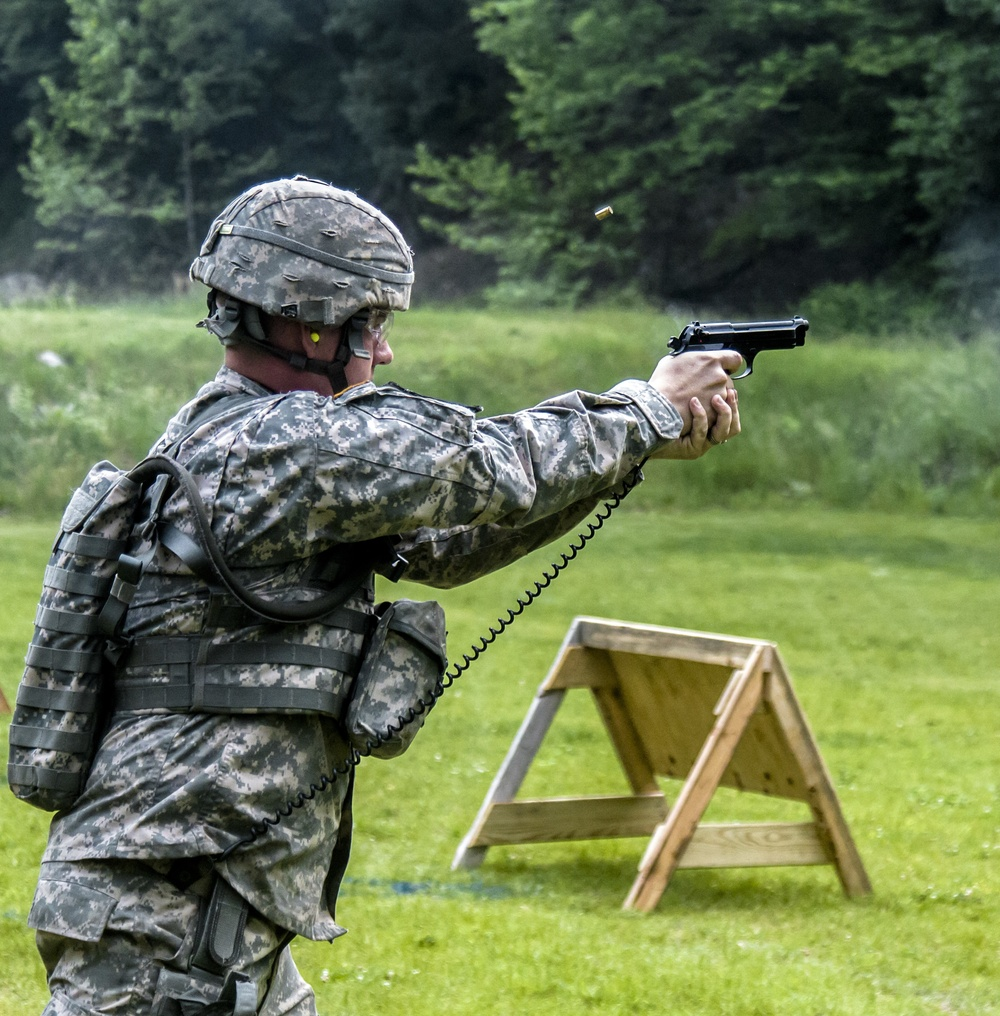 New York Soldiers, Airmen compete for Top Shot Honors