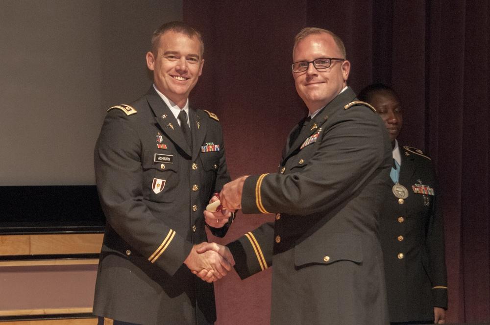 2016 WBAMC GME graduation