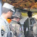 Texas National Guardsmen strongly represent US presence at Swift Response