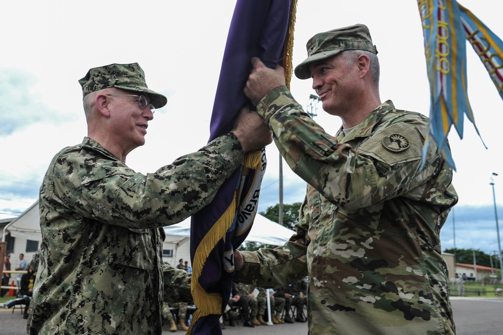 New leader takes command of JTF-Bravo