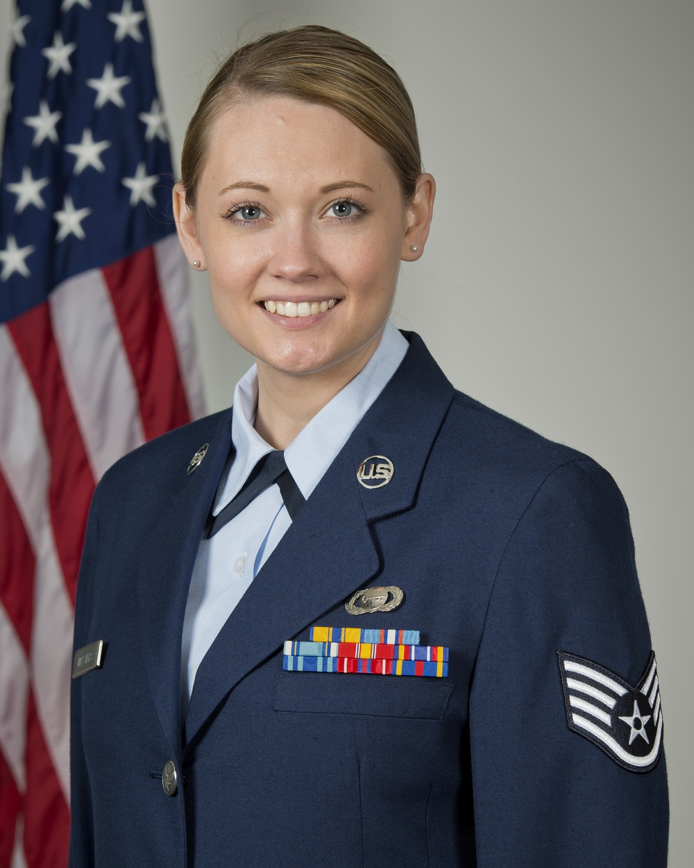 ANG Outstanding Airman of the Year: Staff Sgt. Jennifer D. Masters