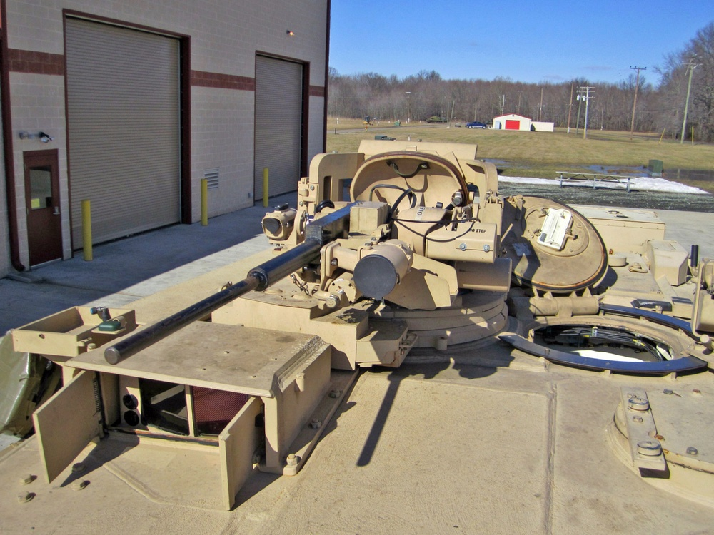 Marine Corps to deliver capability trifecta to tank commanders
